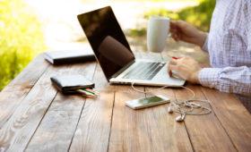 Arbejd på farten som iværksætter